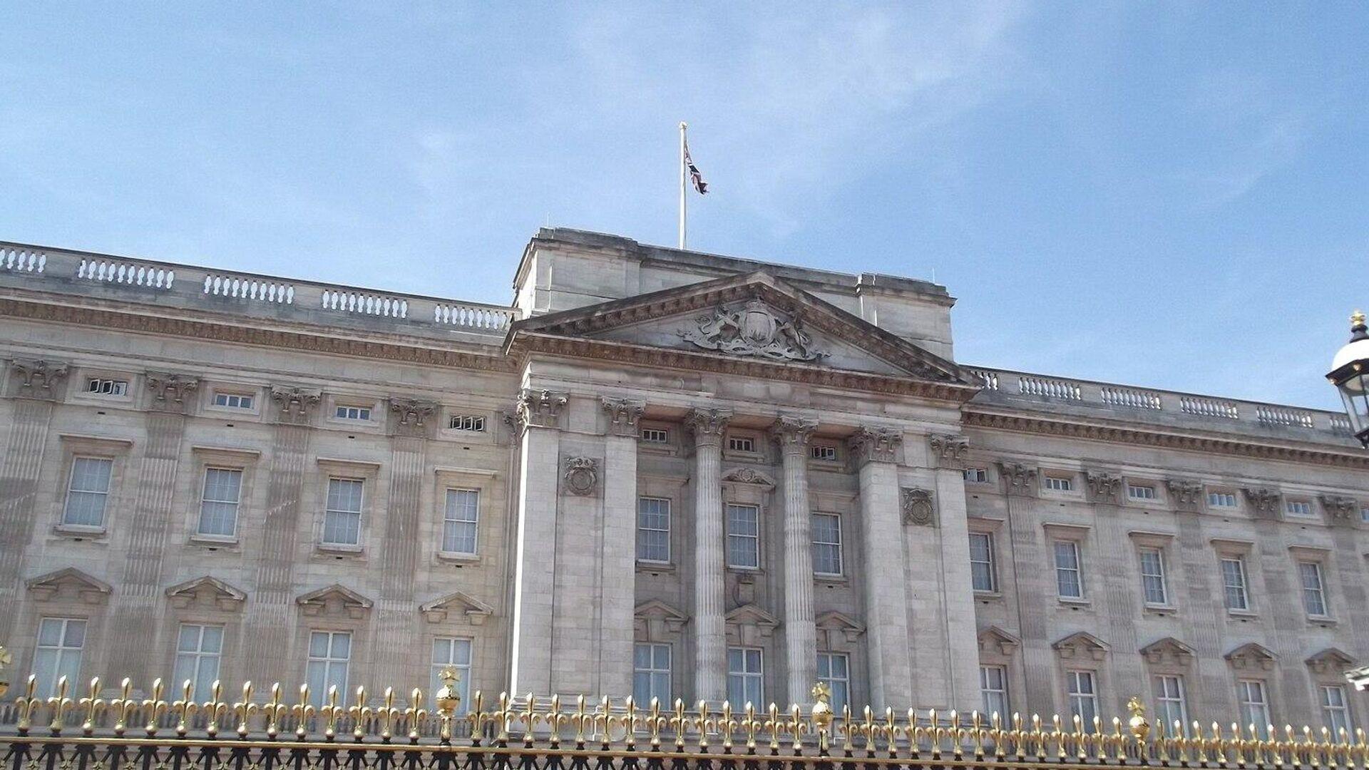 Buckingham Palace (Archivbild) - SNA, 1920, 06.09.2021