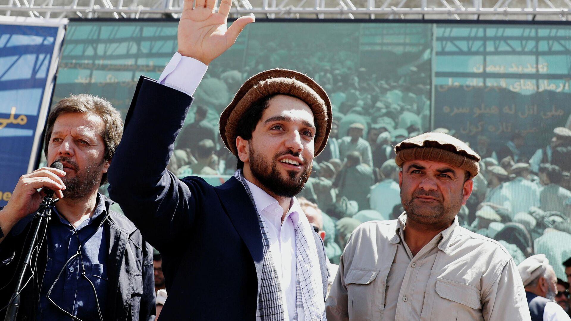 Ahmad Massoud - SNA, 1920, 25.09.2021