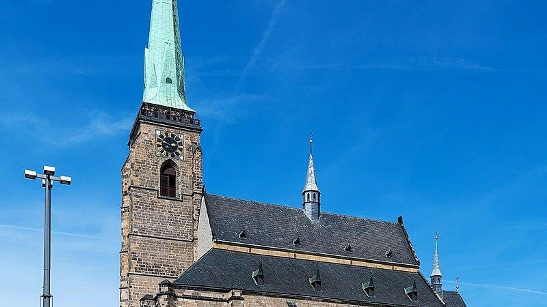 Die St.-Bartholomäus-Kathedrale - SNA, 1920, 07.09.2021