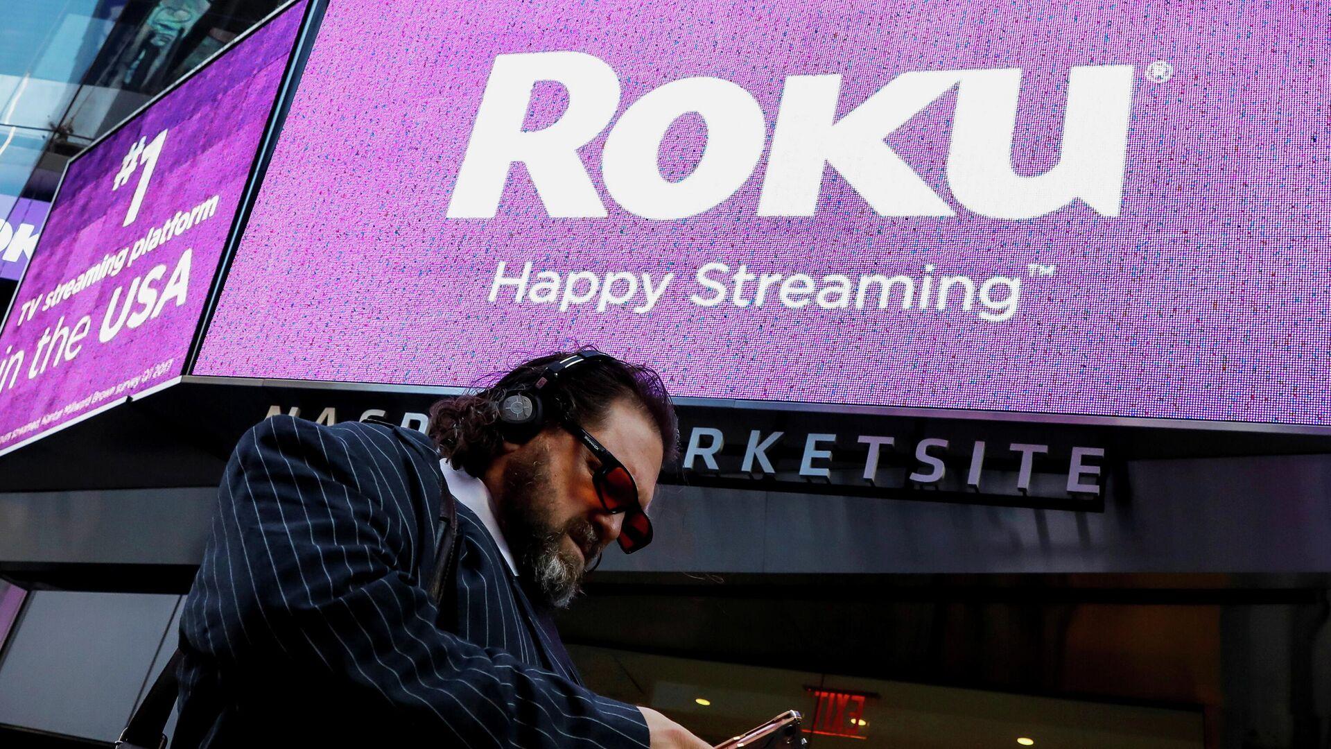 Streaming-Service Roku - SNA, 1920, 08.09.2021