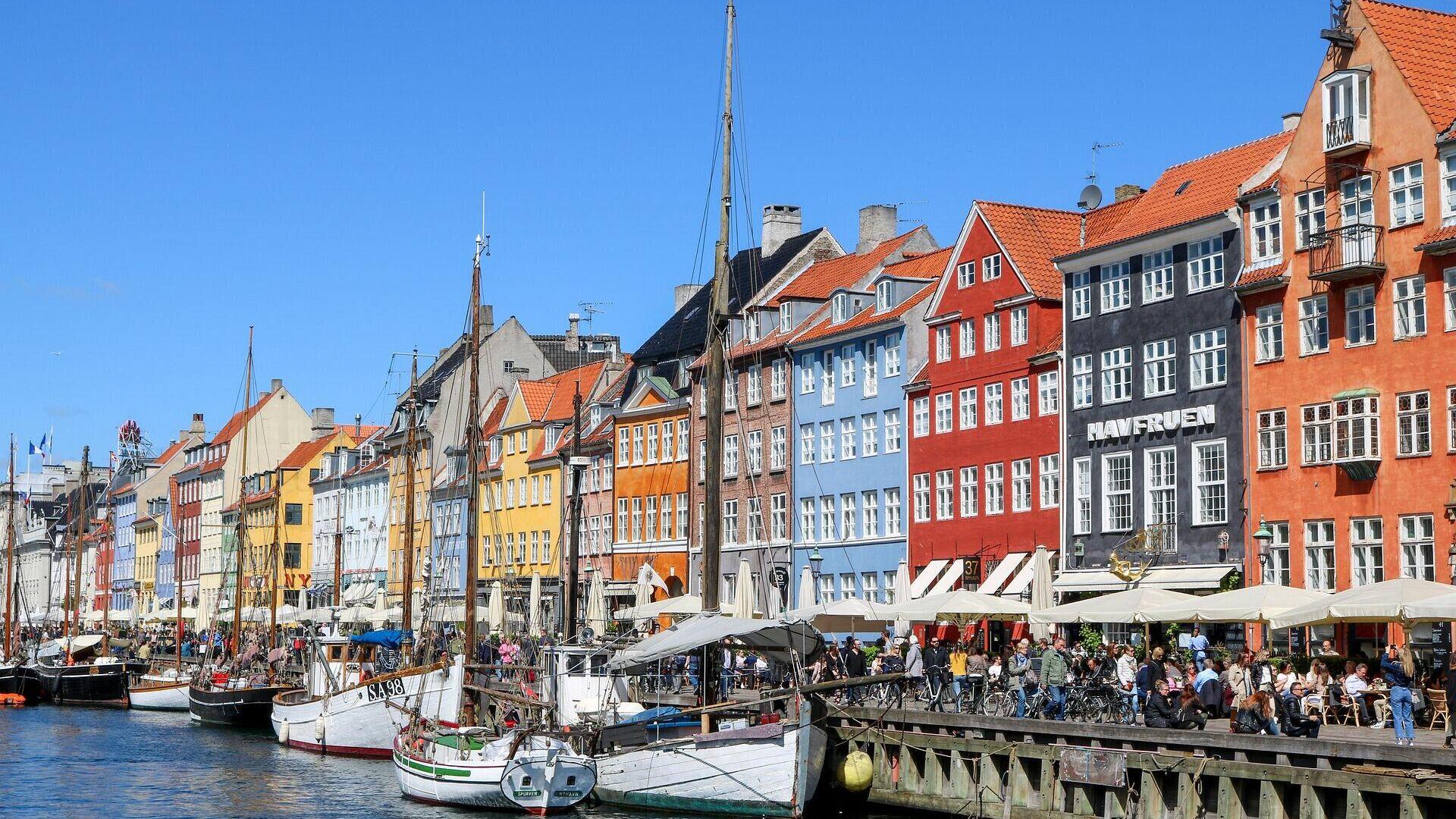 Dänemark (Symbolbild) - SNA, 1920, 08.09.2021