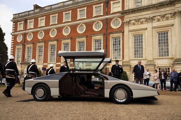 Der einzige in seiner Art Aston Martin Bulldog aus dem Jahr 1979. - SNA