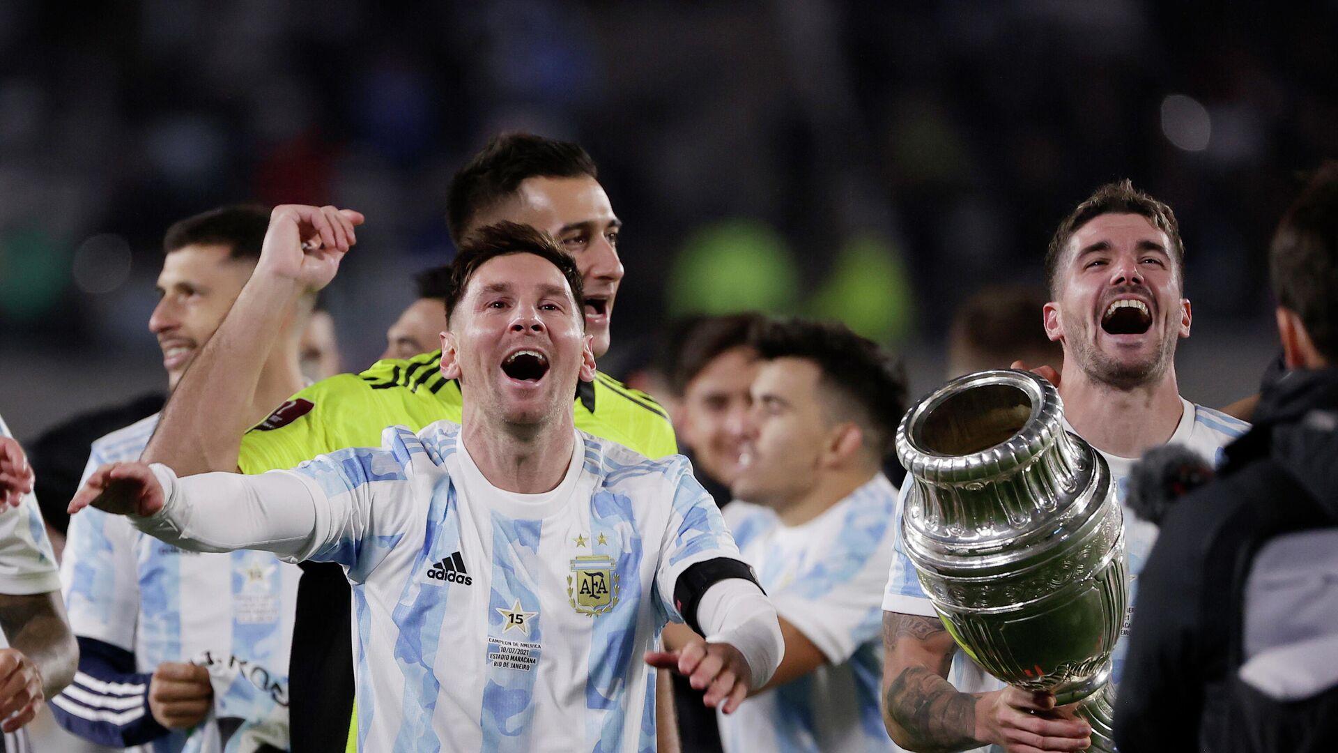 Lionel Messi am 9. September 2021 in  Buenos Aires, Argentinien - SNA, 1920, 10.09.2021
