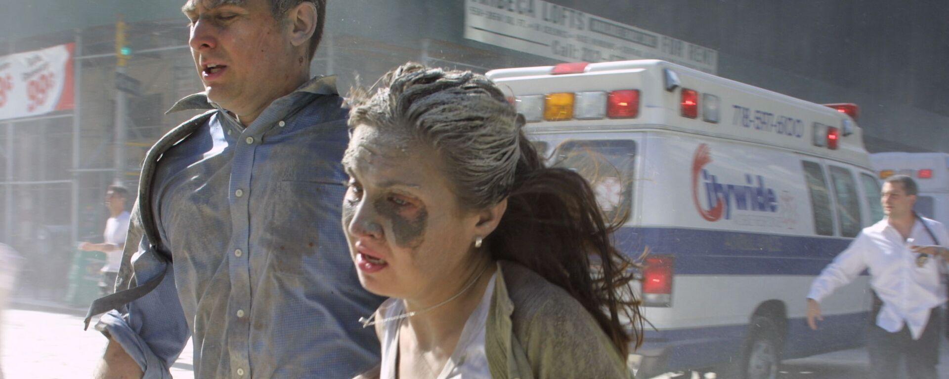 Terroranschläge am 11. September 2001 - SNA, 1920, 11.09.2021