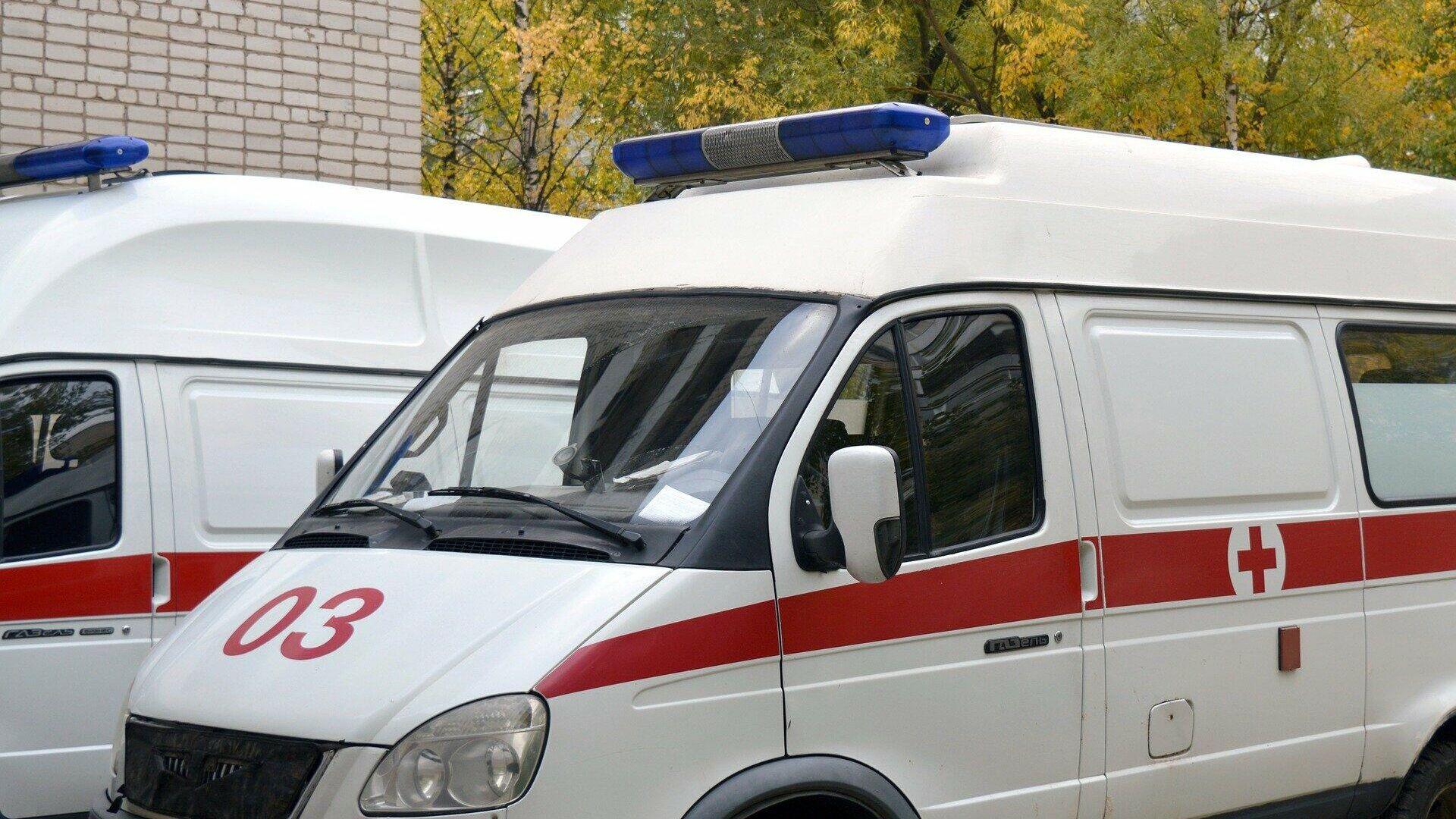 Rettungswagen in Russland (Symbolbild) - SNA, 1920, 08.10.2021