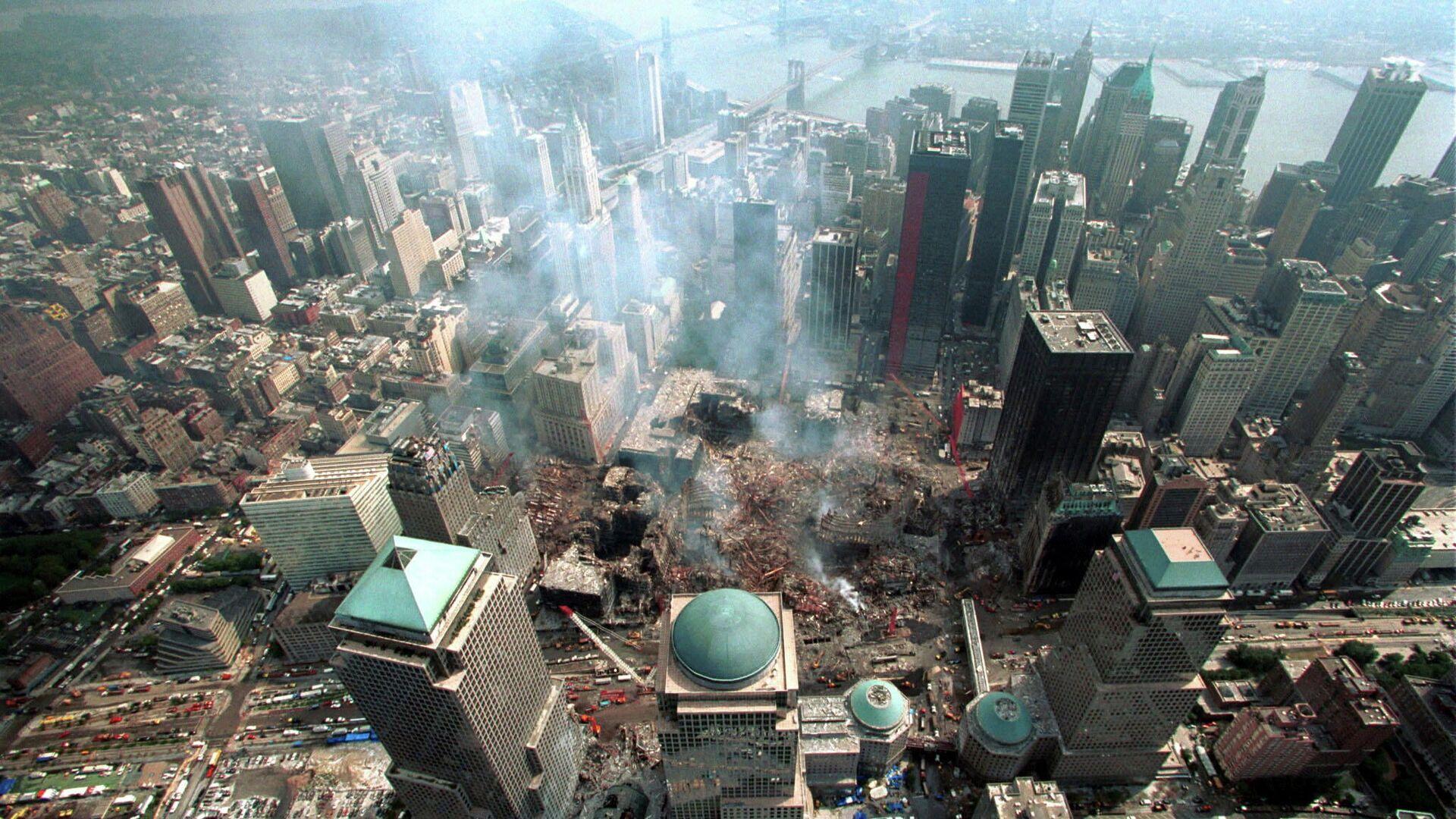 Ground Zero (Archivbild) - SNA, 1920, 11.09.2021