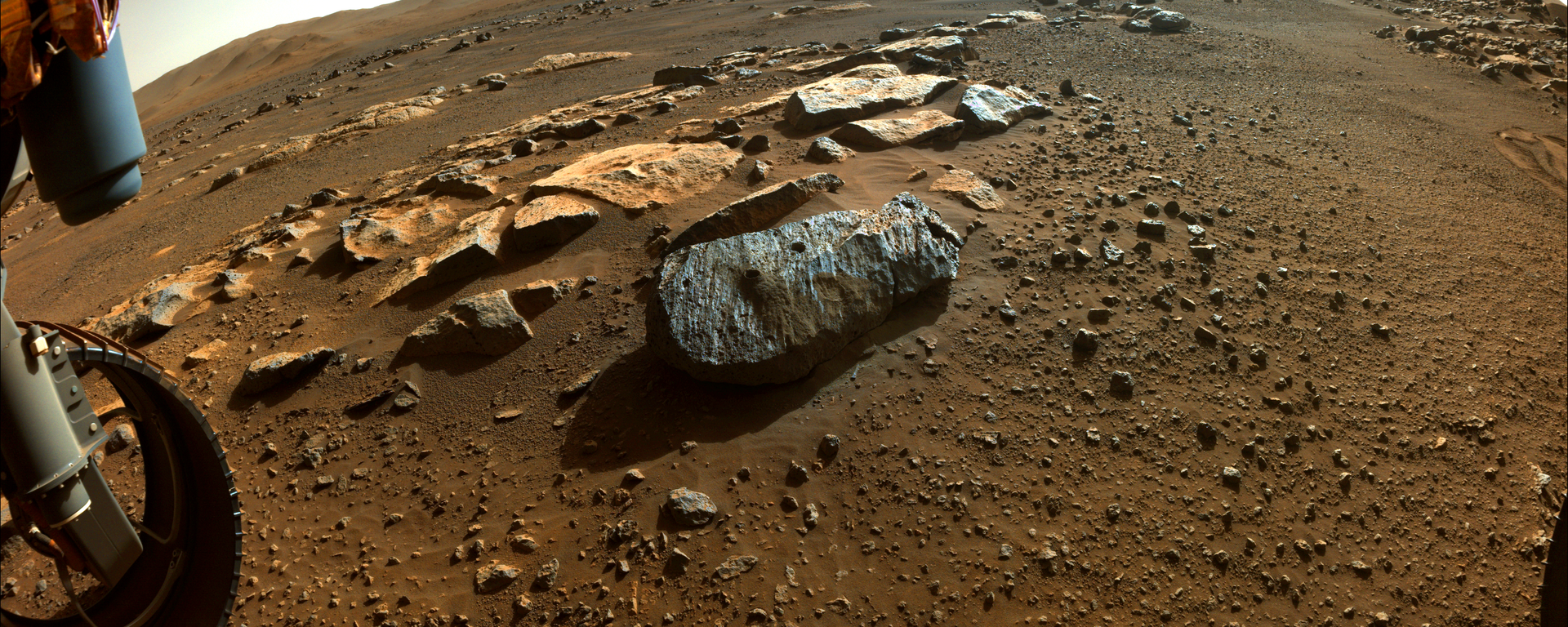"Rover ""Perseverance"" auf dem Mars, der 8. September 2021  - SNA, 1920, 11.09.2021"