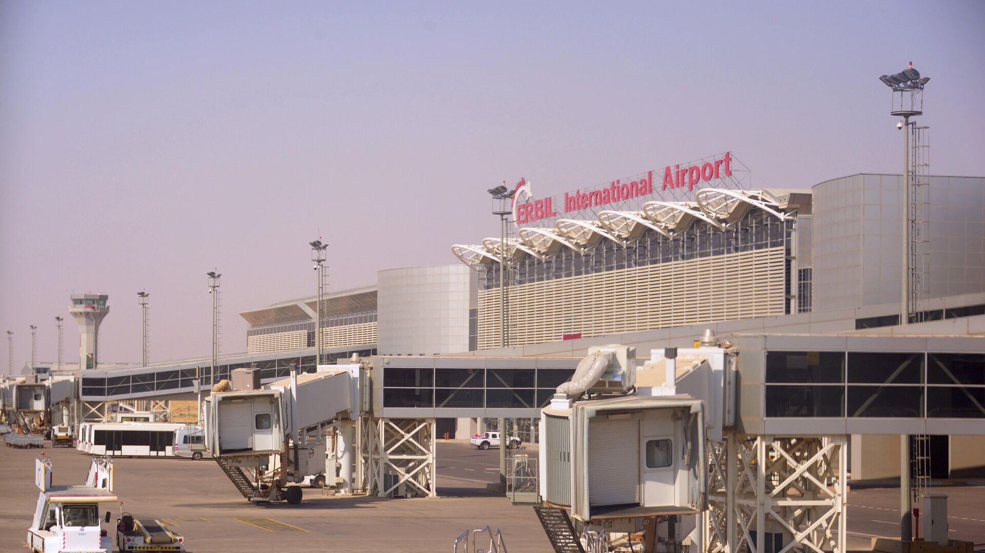 Flughafen von Erbil im Irak (Archiv)  - SNA, 1920, 12.09.2021