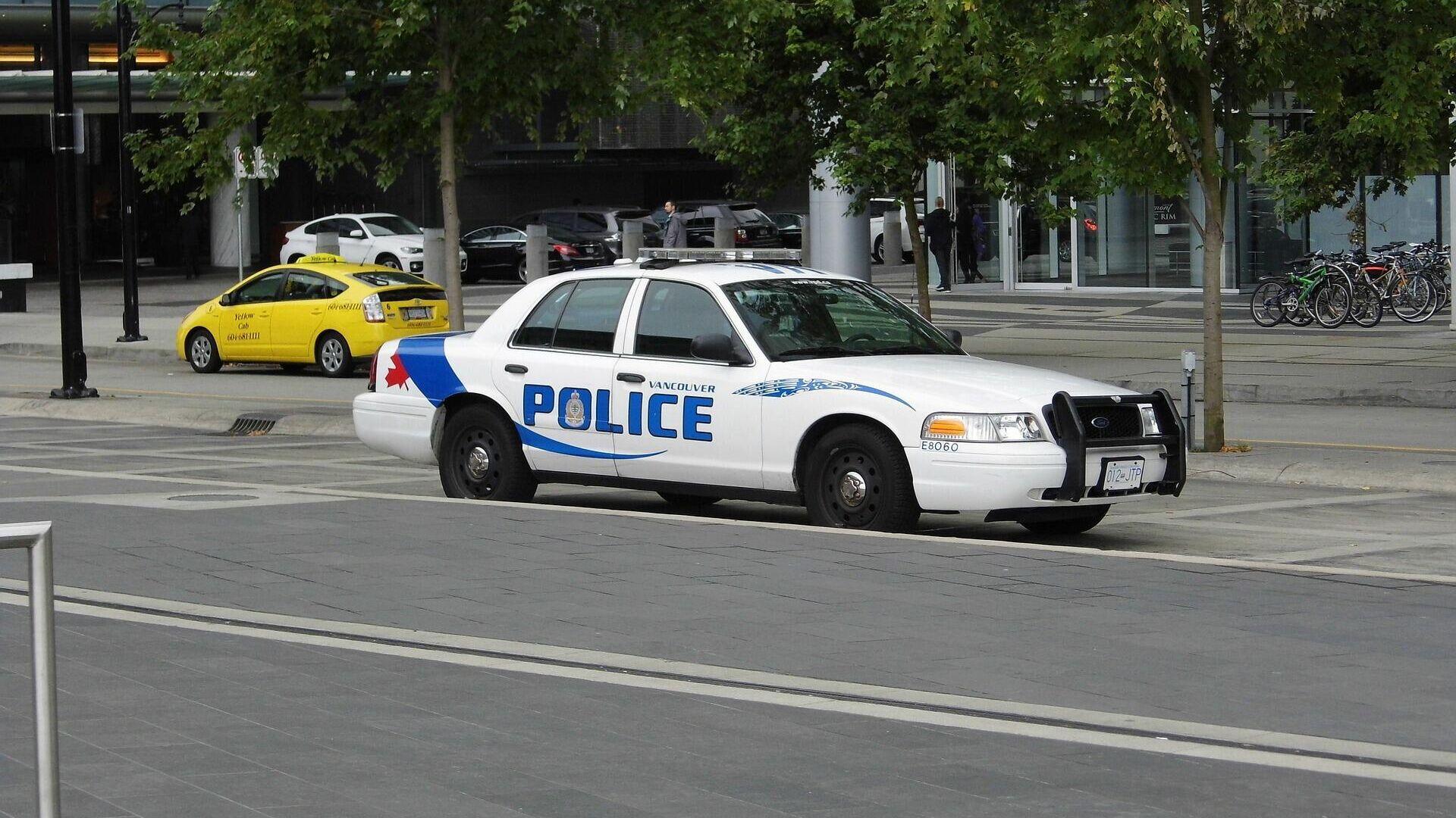 Polizeieinsatz in Kanada (Symbolbild) - SNA, 1920, 13.09.2021