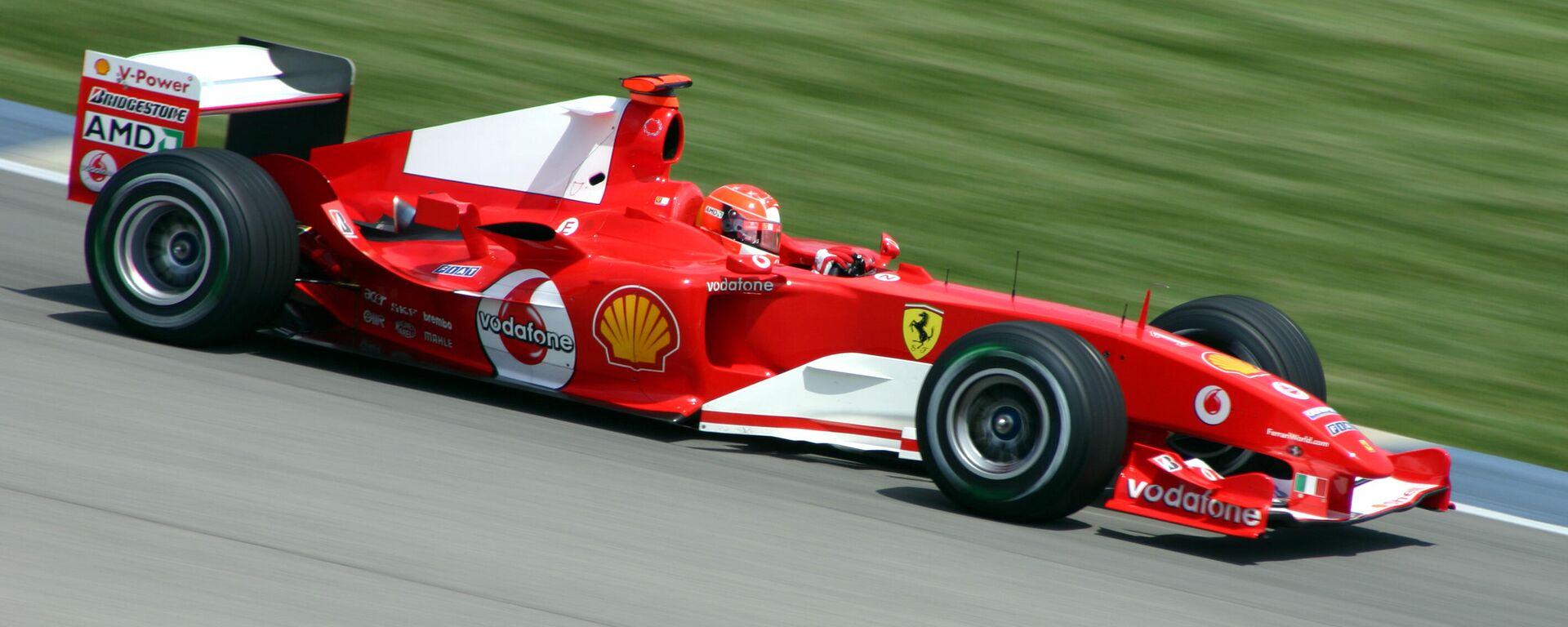 Michael Schumacher, United States Grand Prix, Indianapolis, 2004 - SNA, 1920, 14.09.2021
