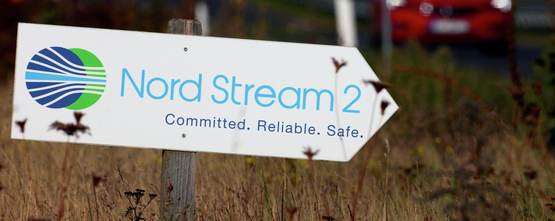 Nord Stream 2 - SNA, 1920, 14.09.2021