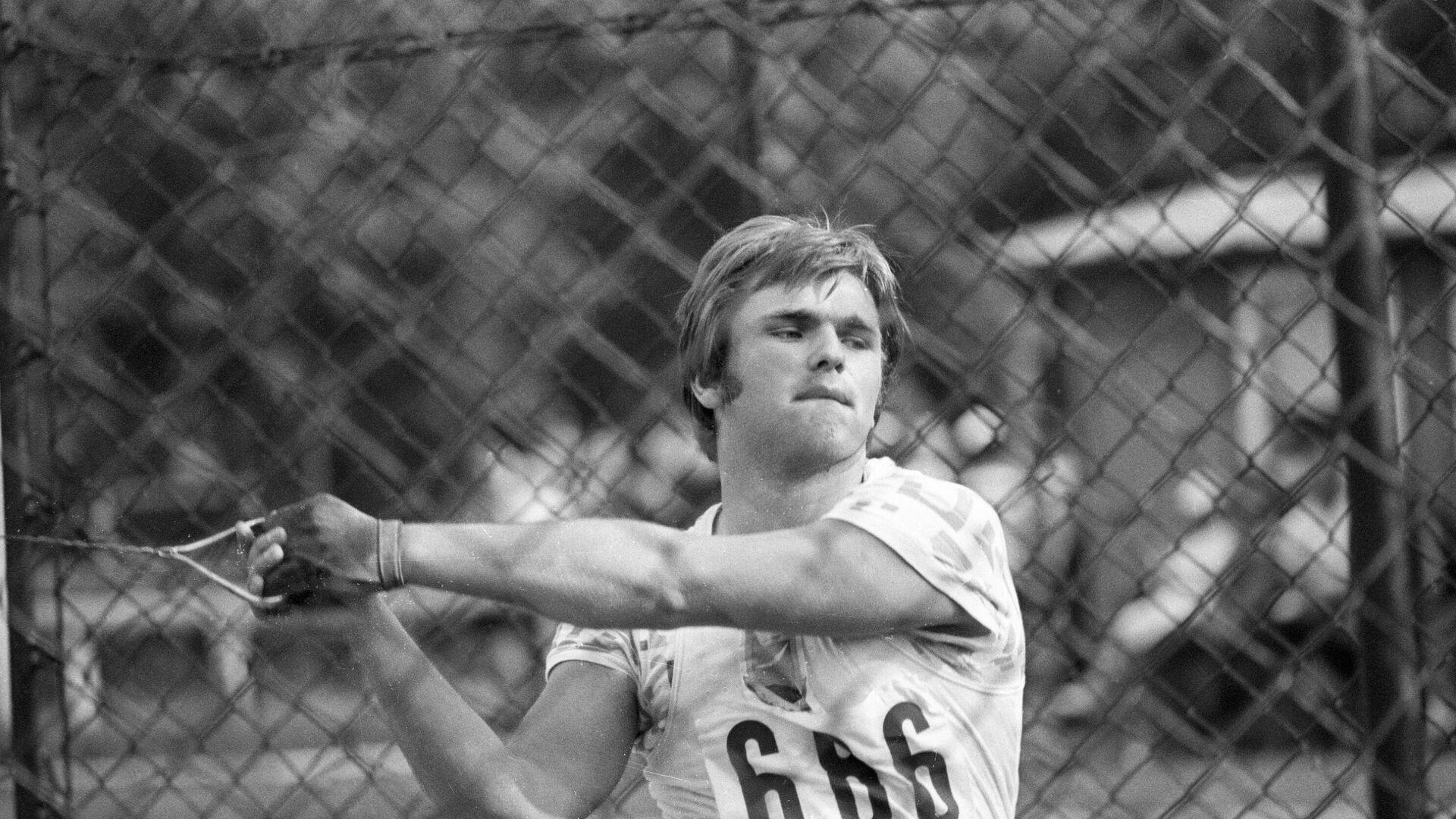 Hammerwurf-Olympiasieger Juri Sedych (Archivbild) - SNA, 1920, 15.09.2021