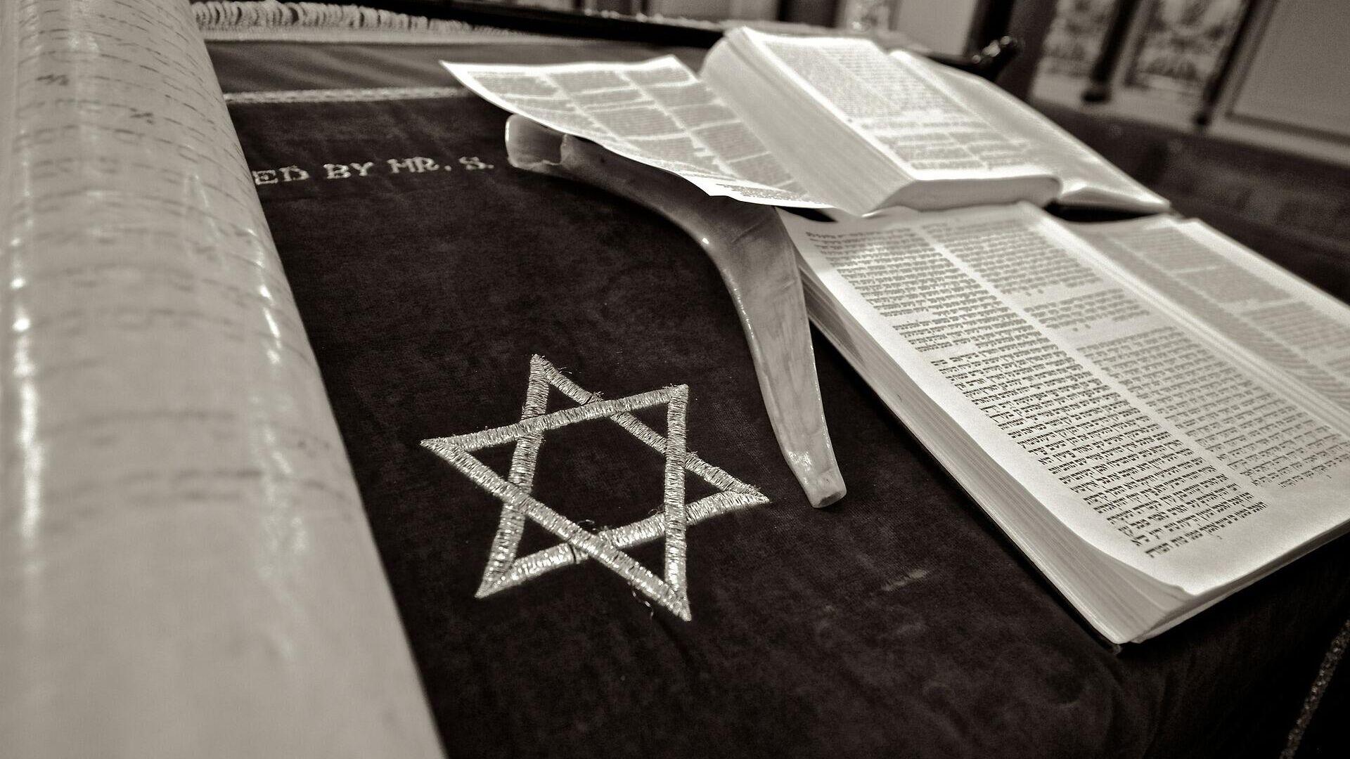 Synagoge (Symbolbild) - SNA, 1920, 16.09.2021