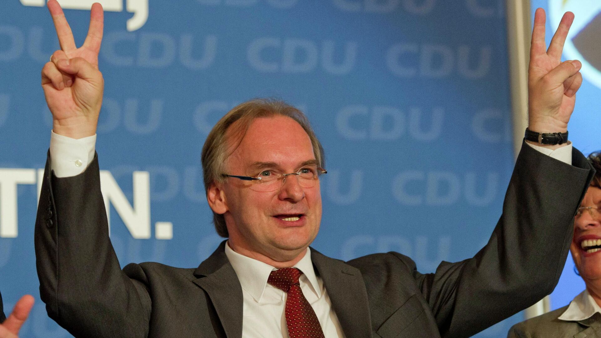 CDU-Politiker Reiner Haseloff (Archivbild) - SNA, 1920, 16.09.2021