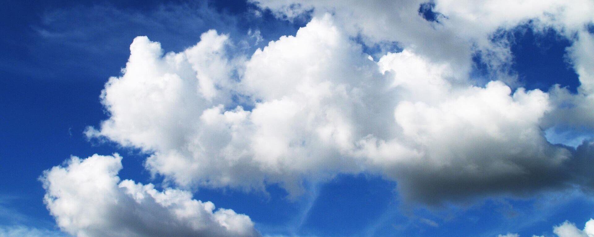 Wolken (Symbolbild) - SNA, 1920, 16.09.2021