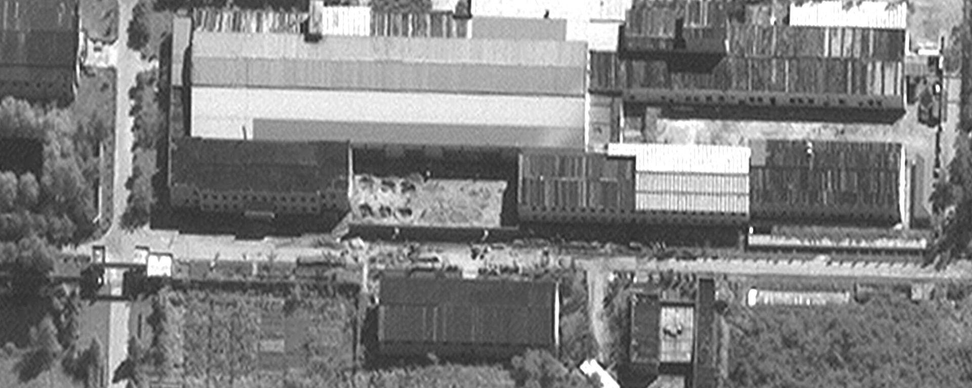 Ein Satellitenbild von Maxar Technologies, das vermutlich den Ausbau der Atomanlage Yongbyon zeigt  - SNA, 1920, 17.09.2021