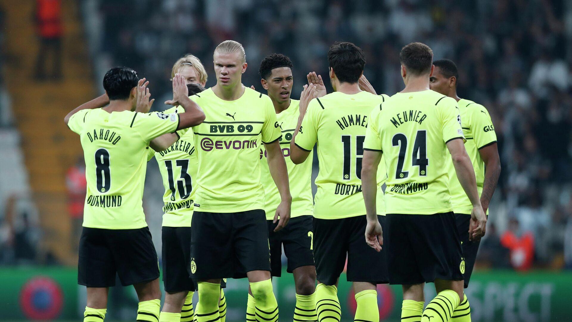 Borussia Dortmund  - SNA, 1920, 17.09.2021