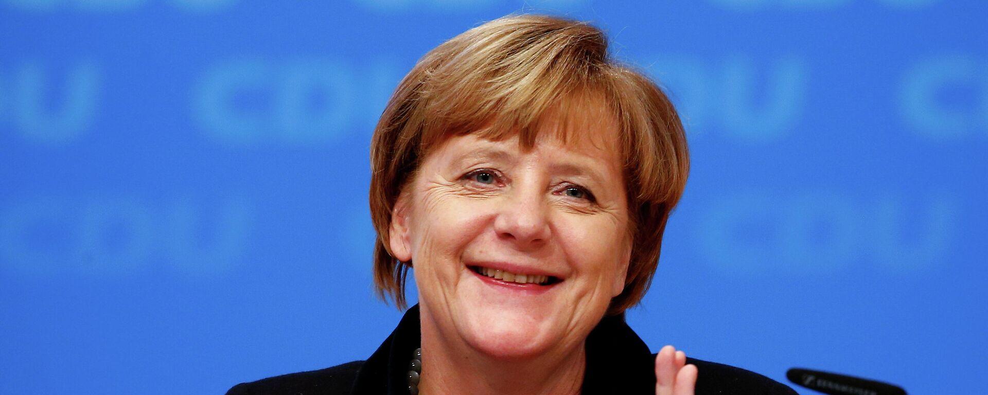 Angela Merkel - SNA, 1920, 09.10.2021