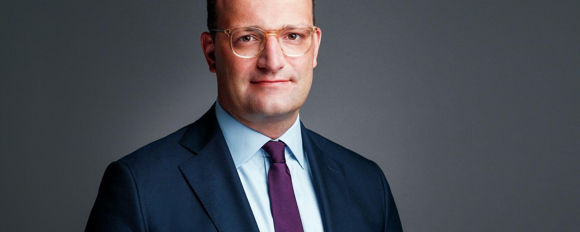 Bundesgesundheitsminister Jens Spahn - SNA, 1920, 17.09.2021