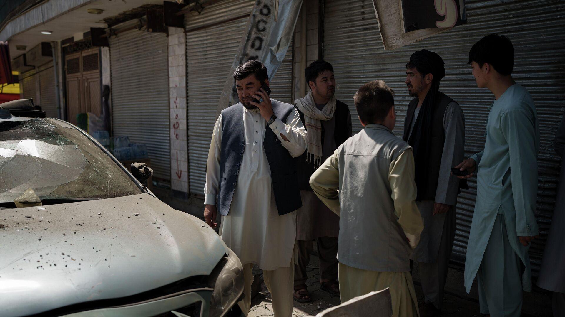 Explosionen in Afghanistan - SNA, 1920, 20.09.2021
