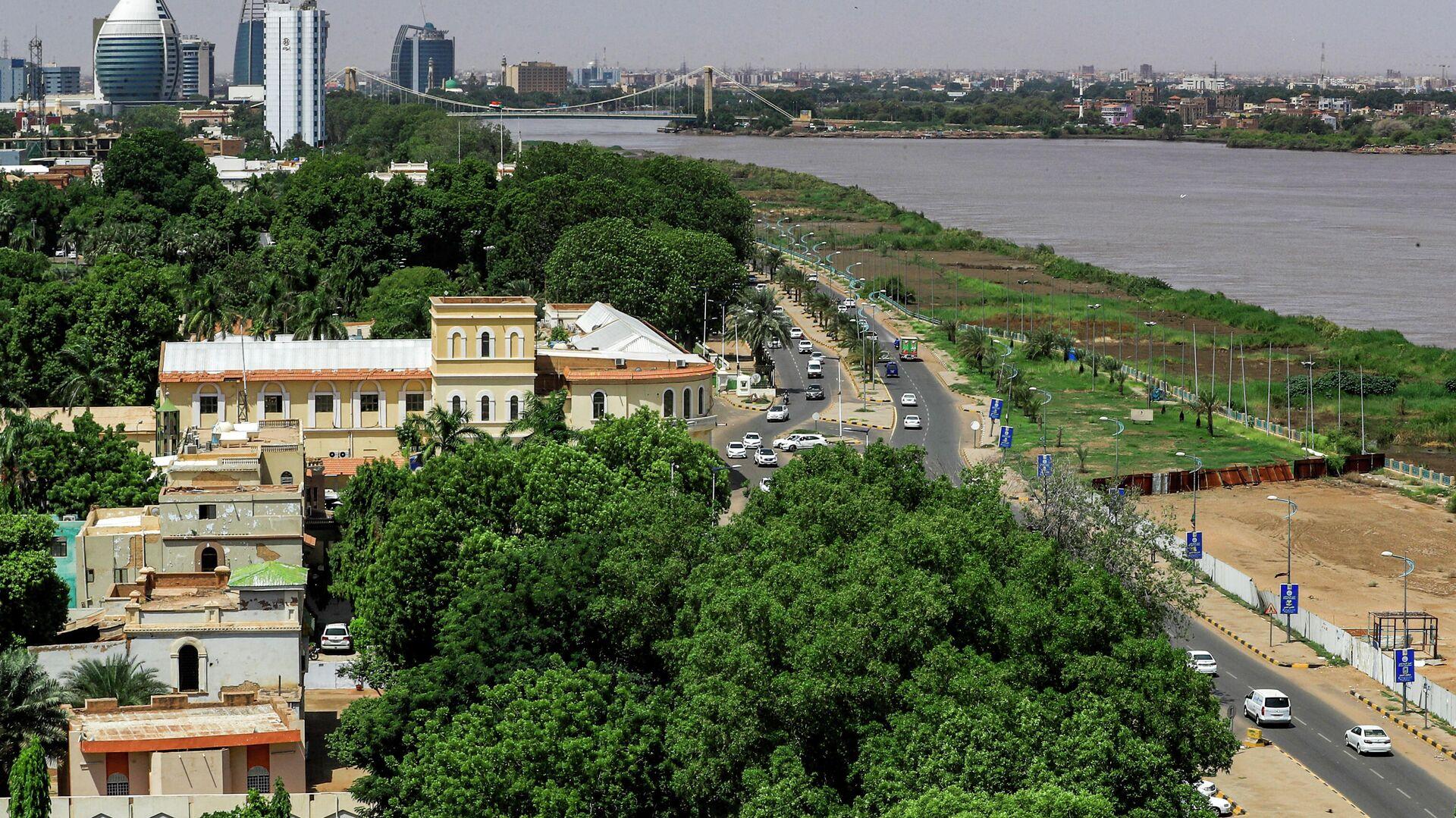 Hauptstadt Khartum - SNA, 1920, 21.09.2021