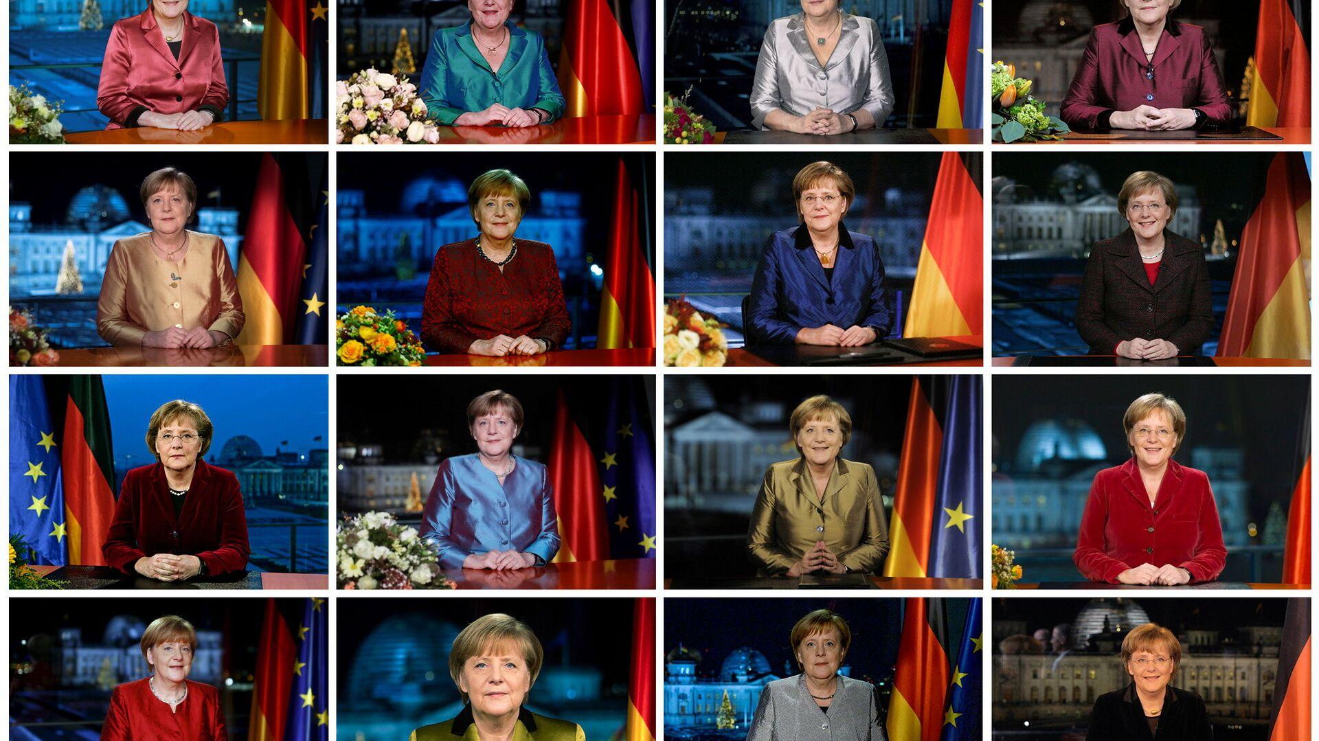 Angela Merkel - SNA, 1920, 24.09.2021