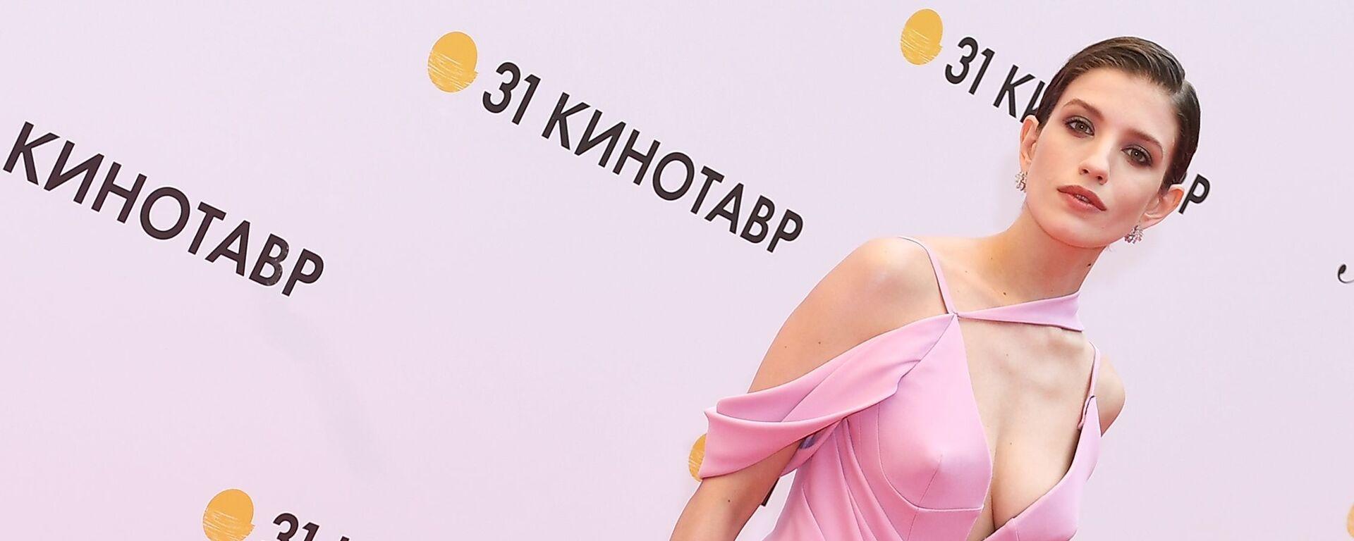 Russische Schauspielerin Anna Chipowskaja - SNA, 1920, 22.09.2021