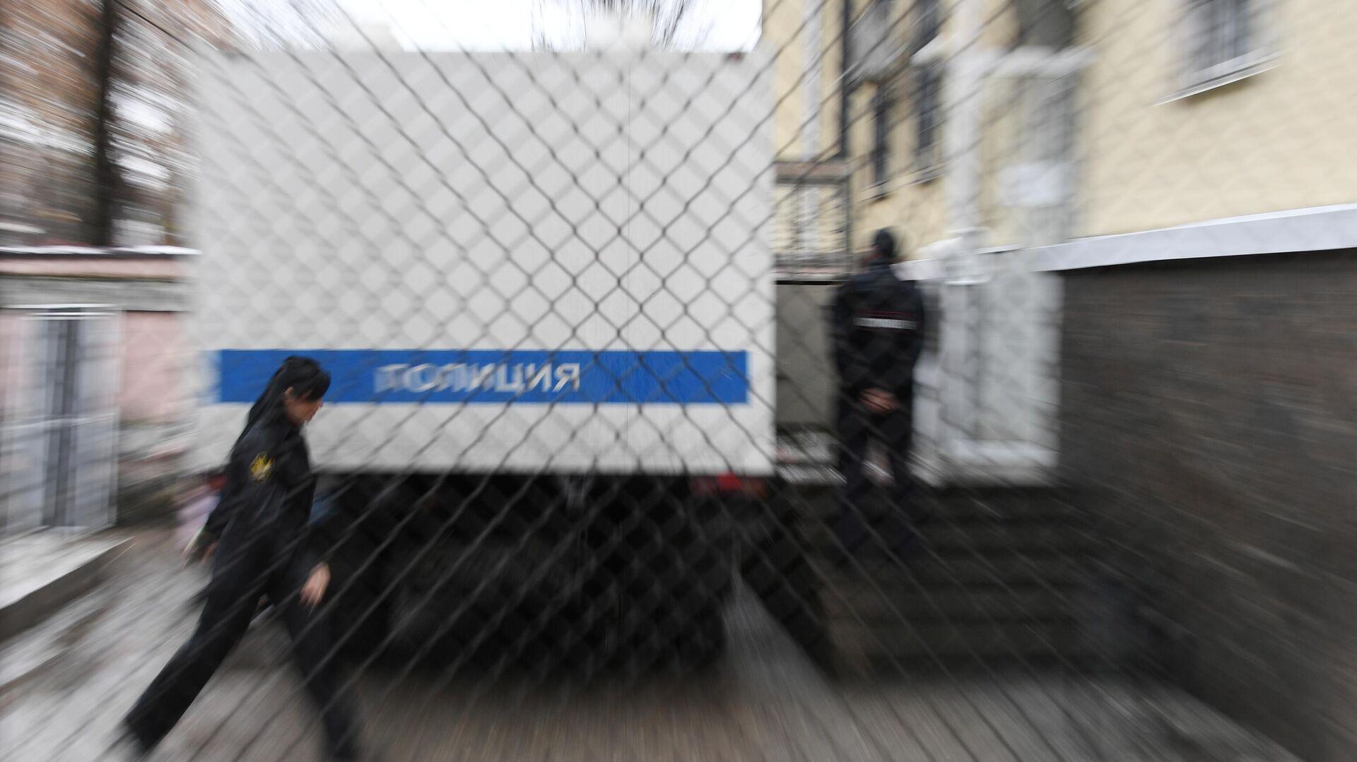 Polizei auf der Krim - SNA, 1920, 22.09.2021