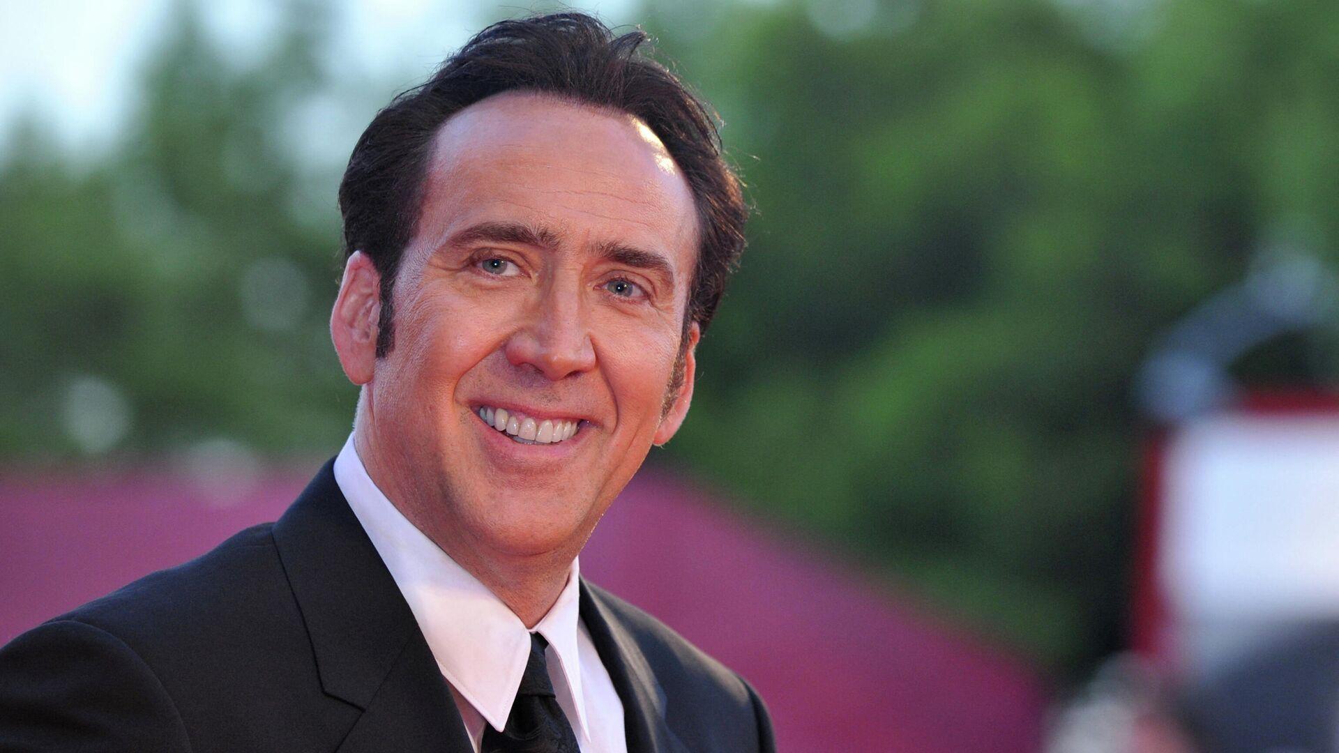 Nicolas Cage  - SNA, 1920, 24.09.2021