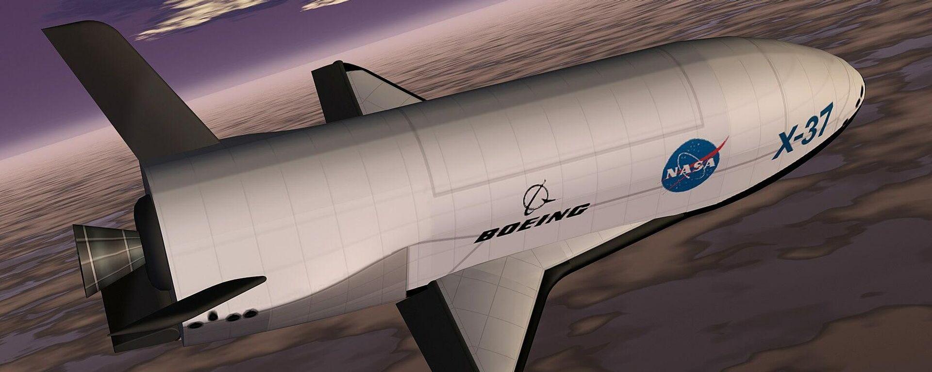 Raumgleiter X-37 - SNA, 1920, 24.09.2021