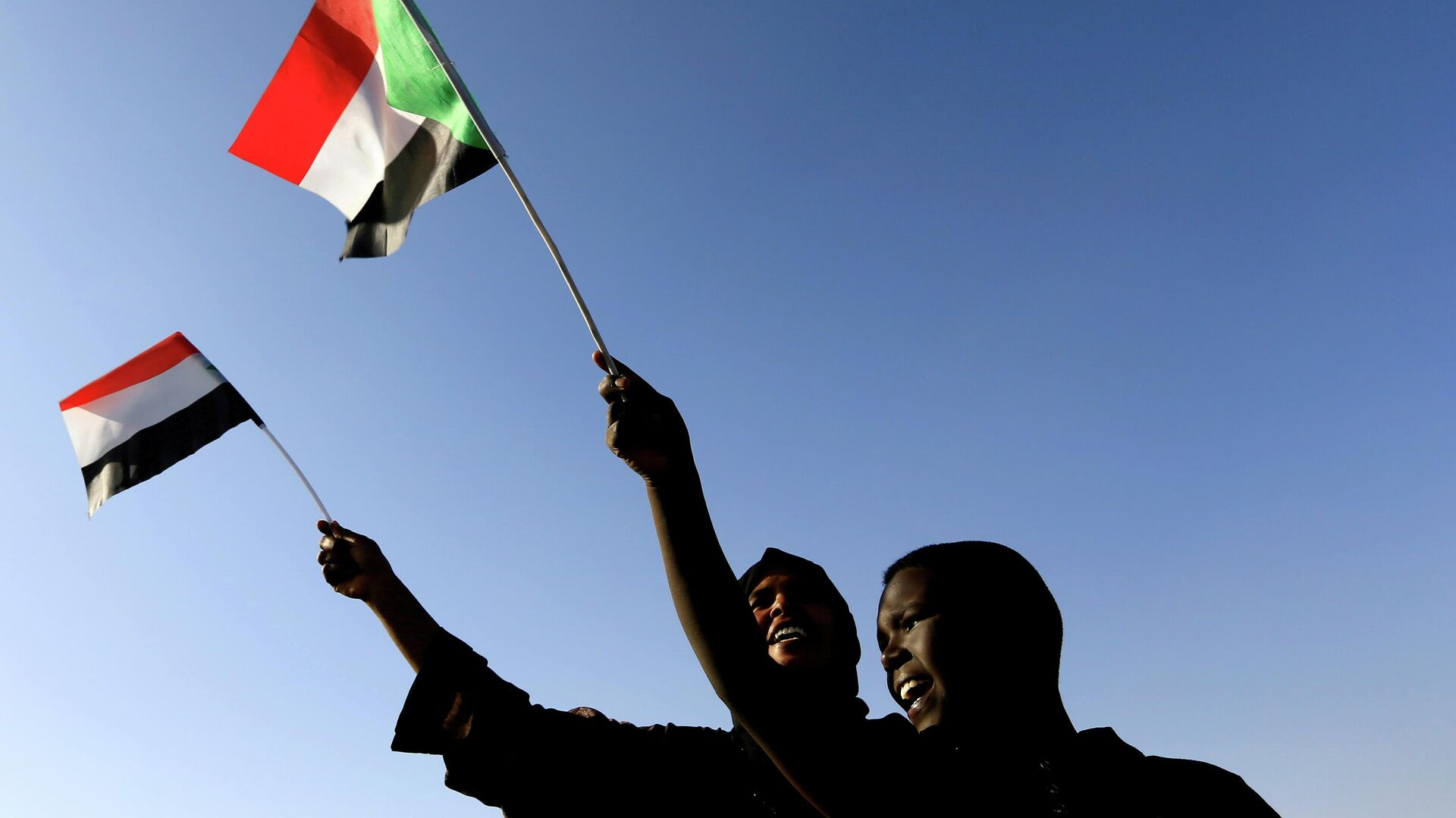 Proteste im Sudan - SNA, 1920, 25.09.2021