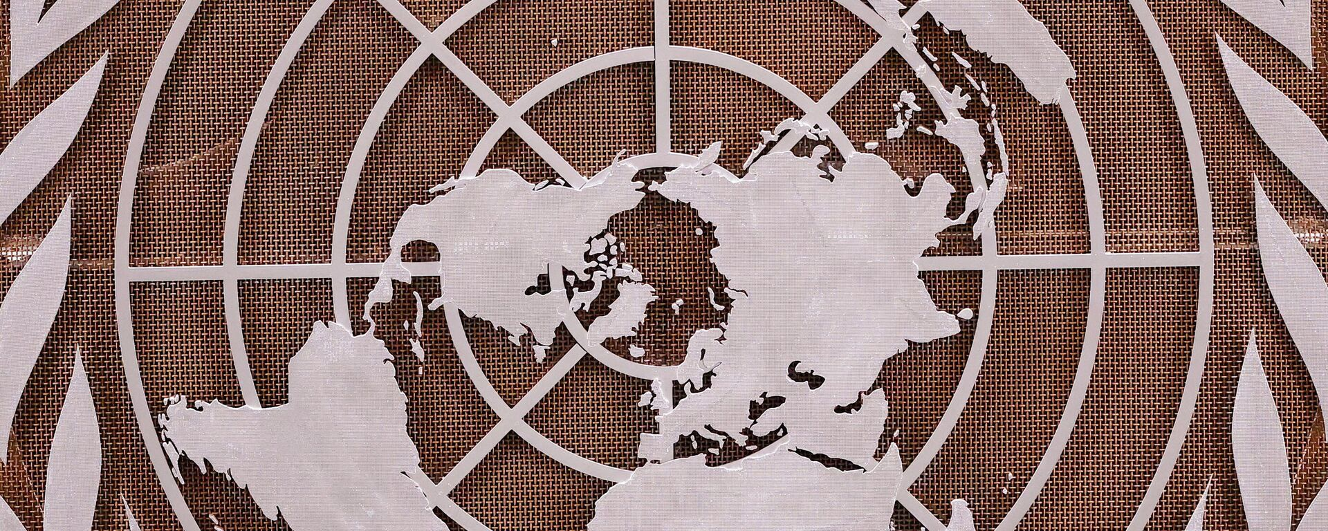 UN Symbolbild - SNA, 1920, 26.09.2021