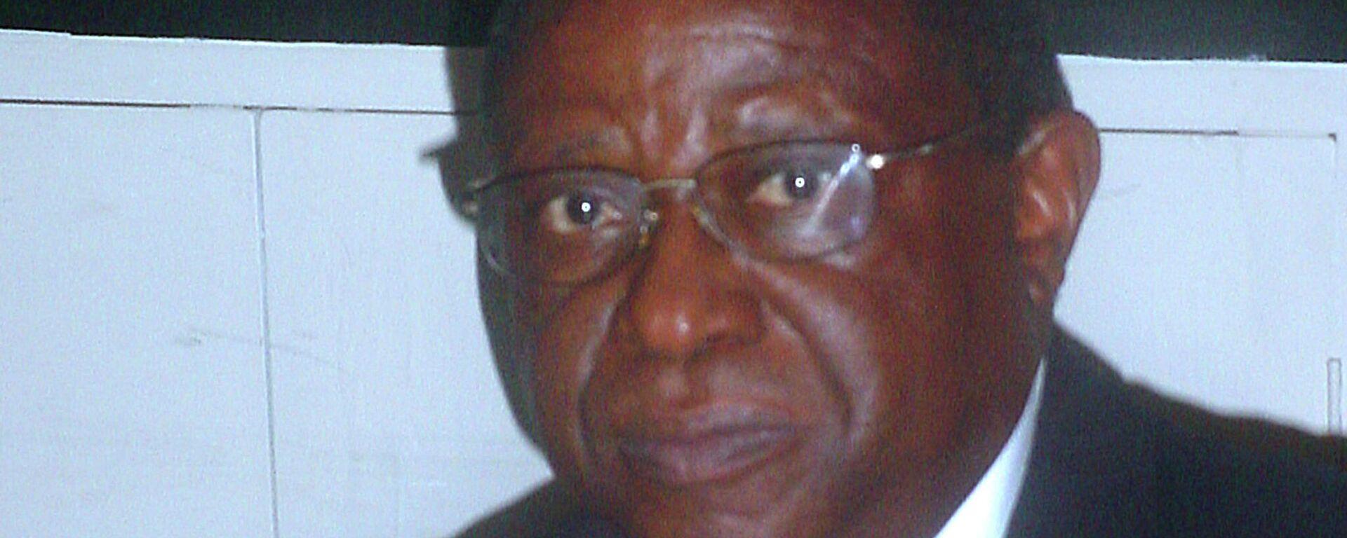 Theoneste Bagosora, ehemaliger für Völkermord verantwortlicher Oberst aus Ruanda - SNA, 1920, 26.09.2021