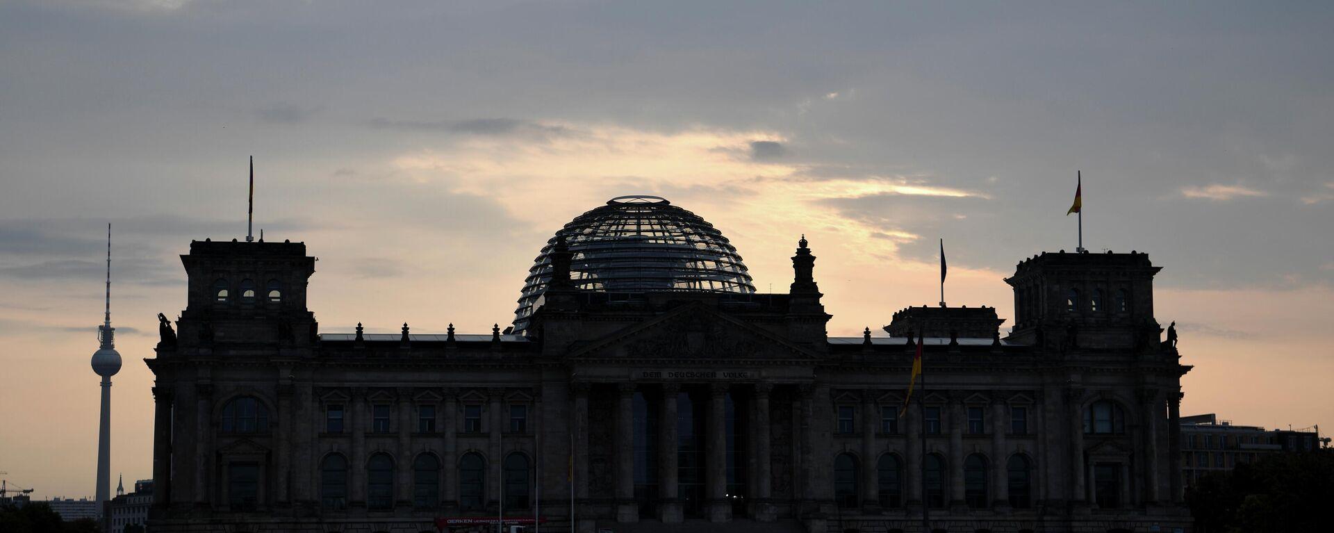 Reichstagsgebäude - SNA, 1920, 27.09.2021