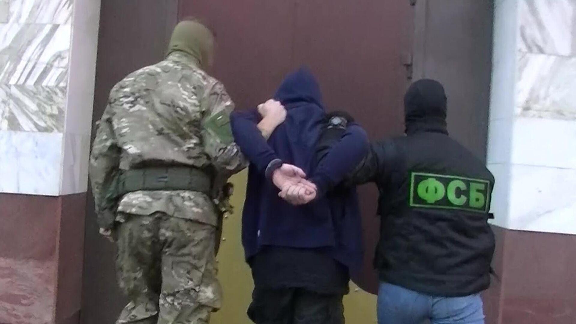 FSB-Beamte nahmen einen der Teilnehmer an der Vorbereitung eines Terroranschlags in der Republik Baschkortostan fest - SNA, 1920, 27.09.2021
