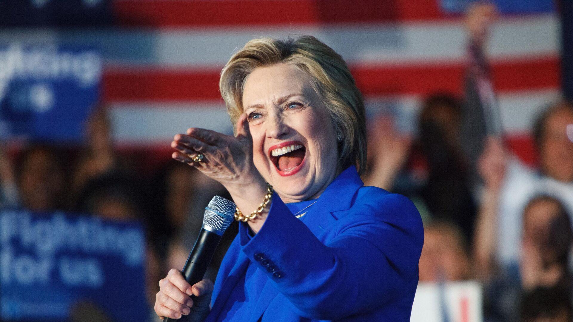 Hillary Clinton. Archivfoto - SNA, 1920, 27.09.2021