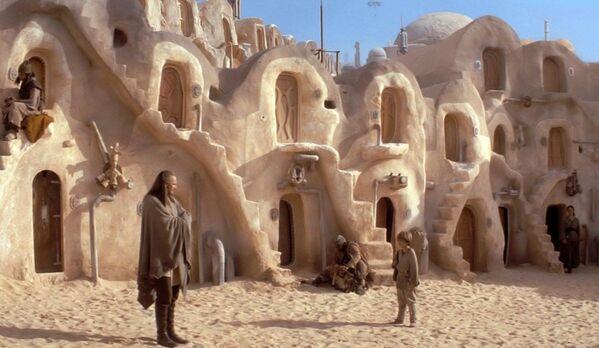 "Szene aus ""Star Wars"" (1977-2019). - SNA"