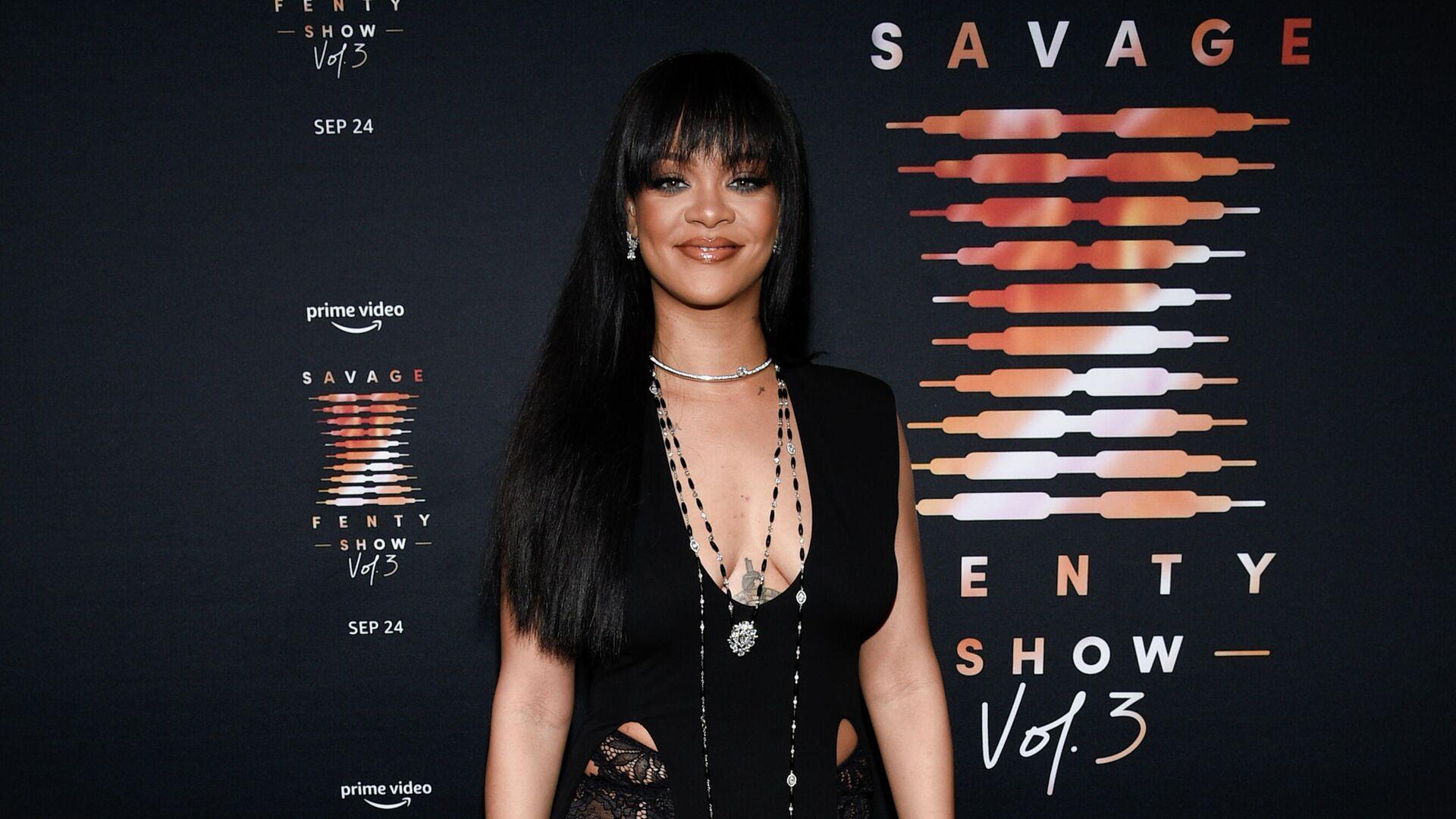 Rihanna bei Savage X Fenty-Show 2021 - SNA, 1920, 27.09.2021