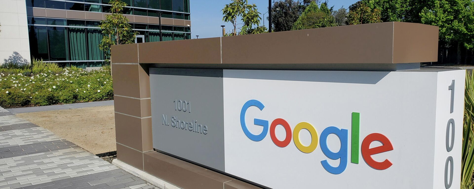 Google-Hauptsitz in Mountain View, US-Bundesstaat Kalifornien (Archiv) - SNA, 1920, 29.09.2021