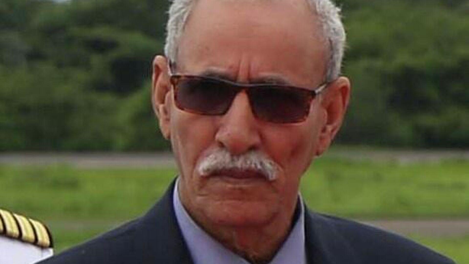 Chef der Unabhängigkeitsbewegung für die Westsahara Polisario, Brahim Ghali (Archivbild) - SNA, 1920, 30.09.2021