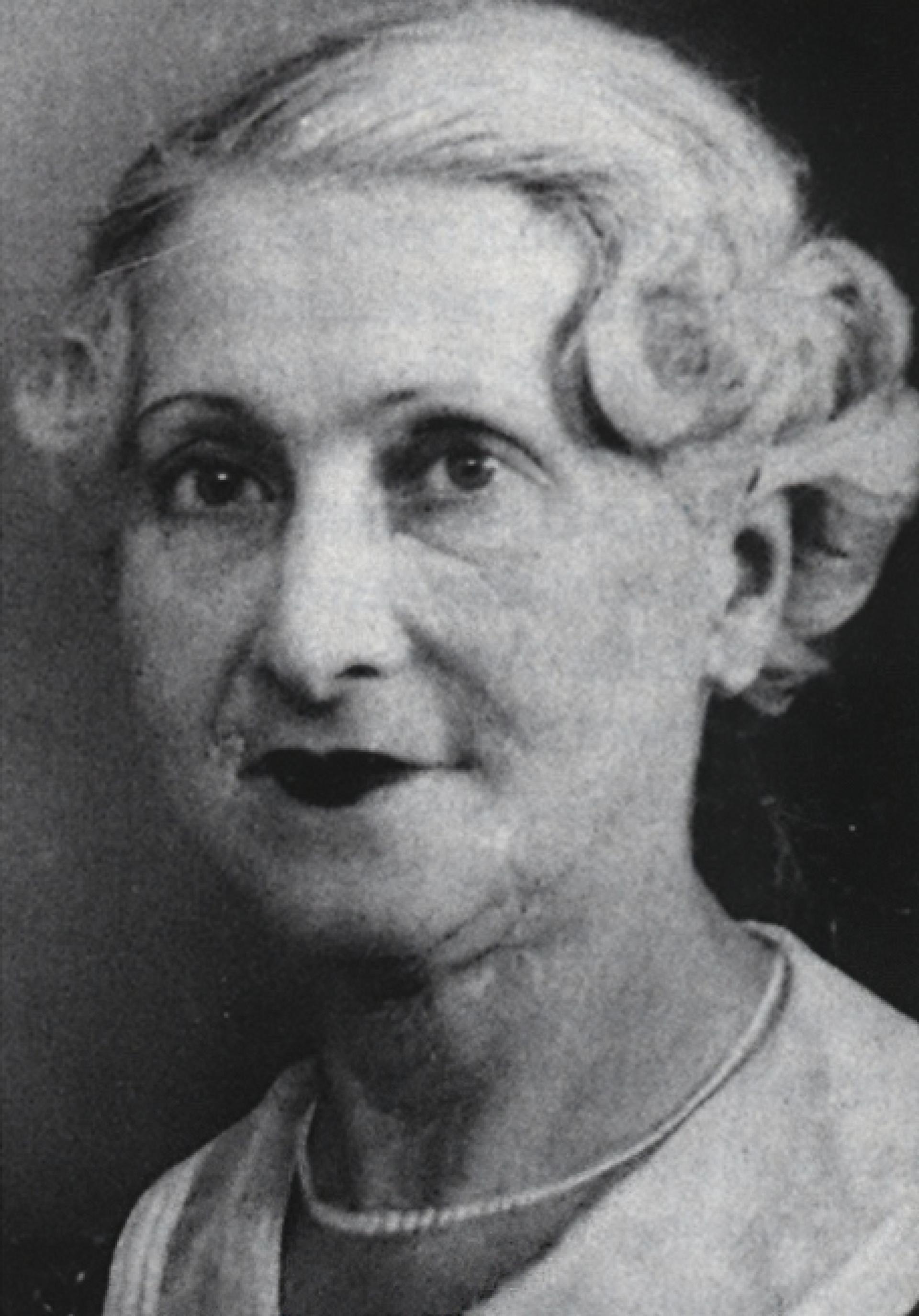 Jeanne Calment - SNA, 1920, 30.09.2021