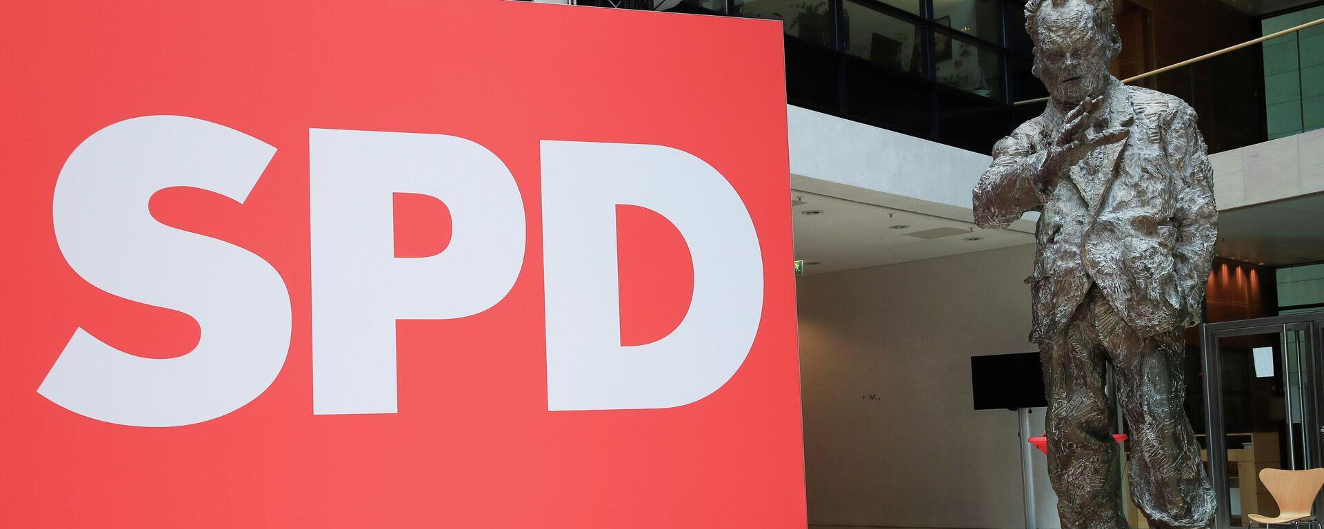 SPD-Fraktionstreffen - SNA, 1920, 30.09.2021