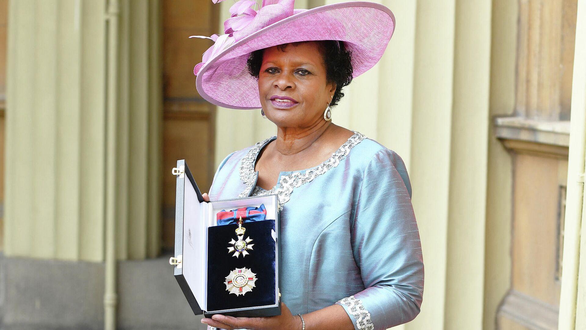 Sandra Mason, amtierende Generalgouverneurin von Barbados und künftige Präsidentin des karibischen Inselstaates (Archiv) - SNA, 1920, 30.09.2021