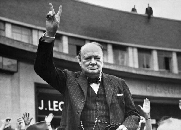 Winston Churchill (1874-1965) wurde mit 65 Jahren britischer Ministerpräsident. Ein zweites Mal bekleidete er diesen Posten sogar im Alter von fast 77 Jahren. Laut einer BBC-Umfrage aus dem Jahr 2002 wurde er als größter Brite aller Zeiten anerkannt. - SNA
