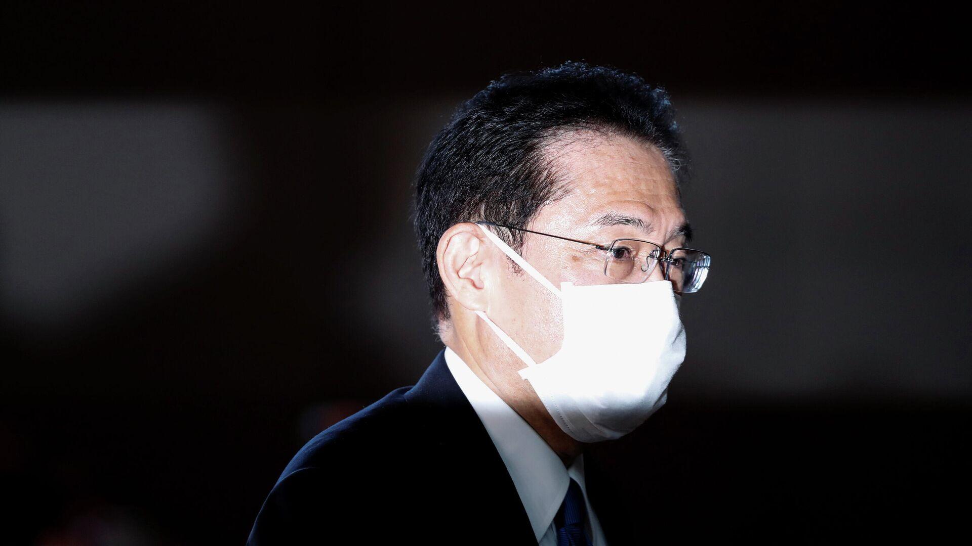 Japans Premierminister Fumio Kishida - SNA, 1920, 04.10.2021