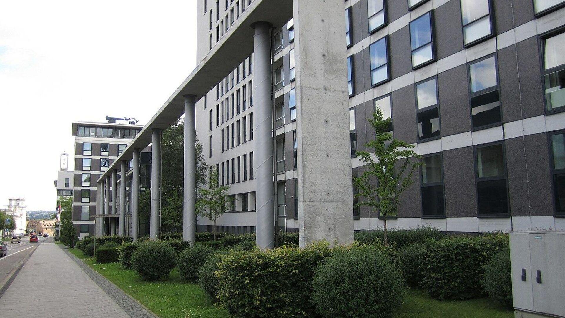 Landgericht Kassel (Archivbild) - SNA, 1920, 05.10.2021