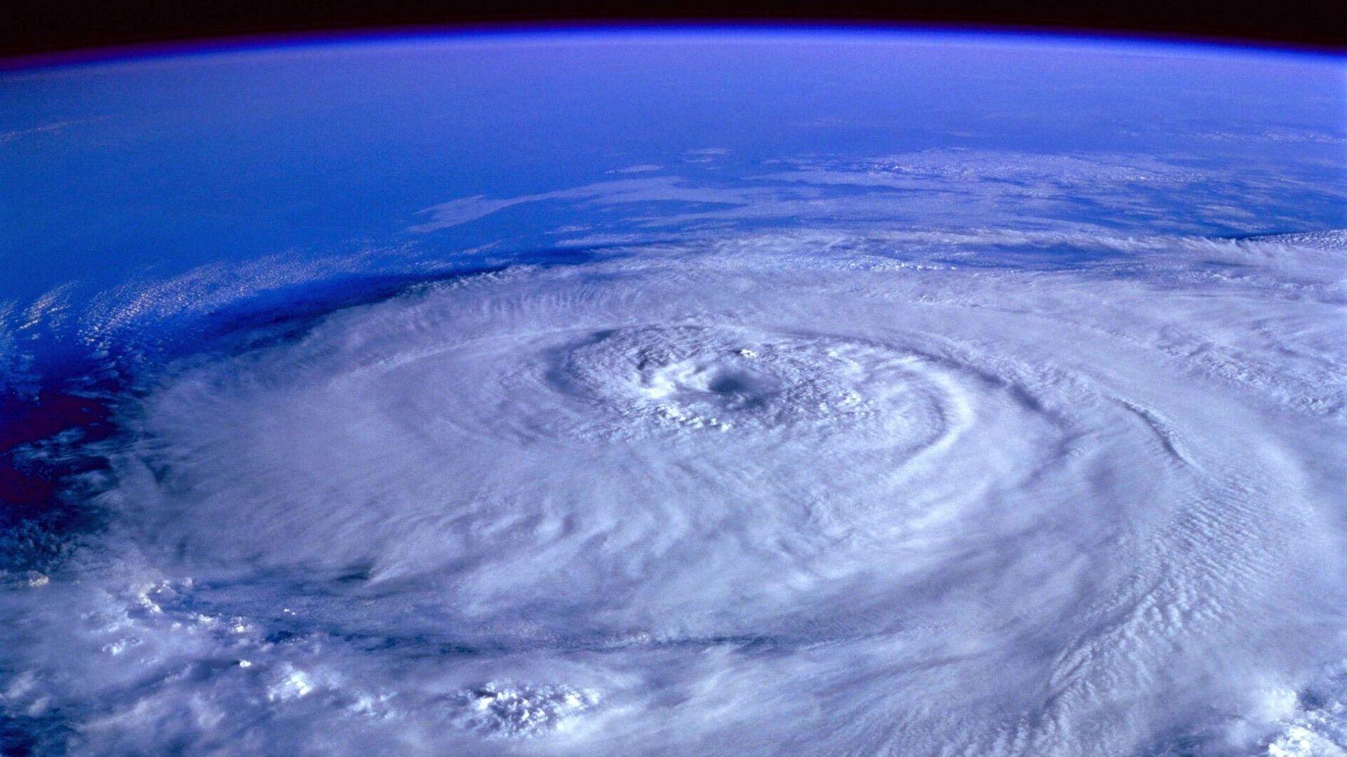Hurrikan. Archivbild - SNA, 1920, 06.10.2021