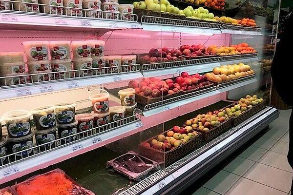 Supermarkt in Donezk 2018 - SNA