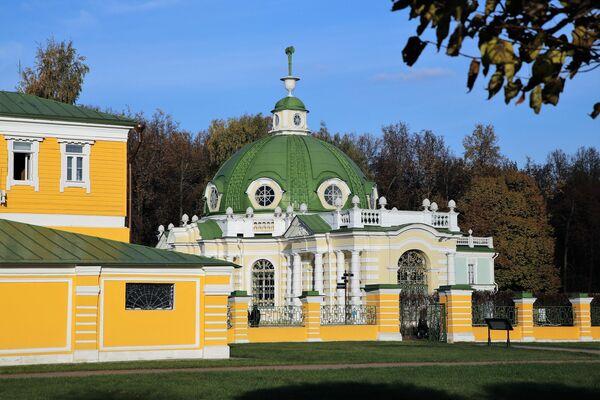 Der Palast von Kuskowo - SNA