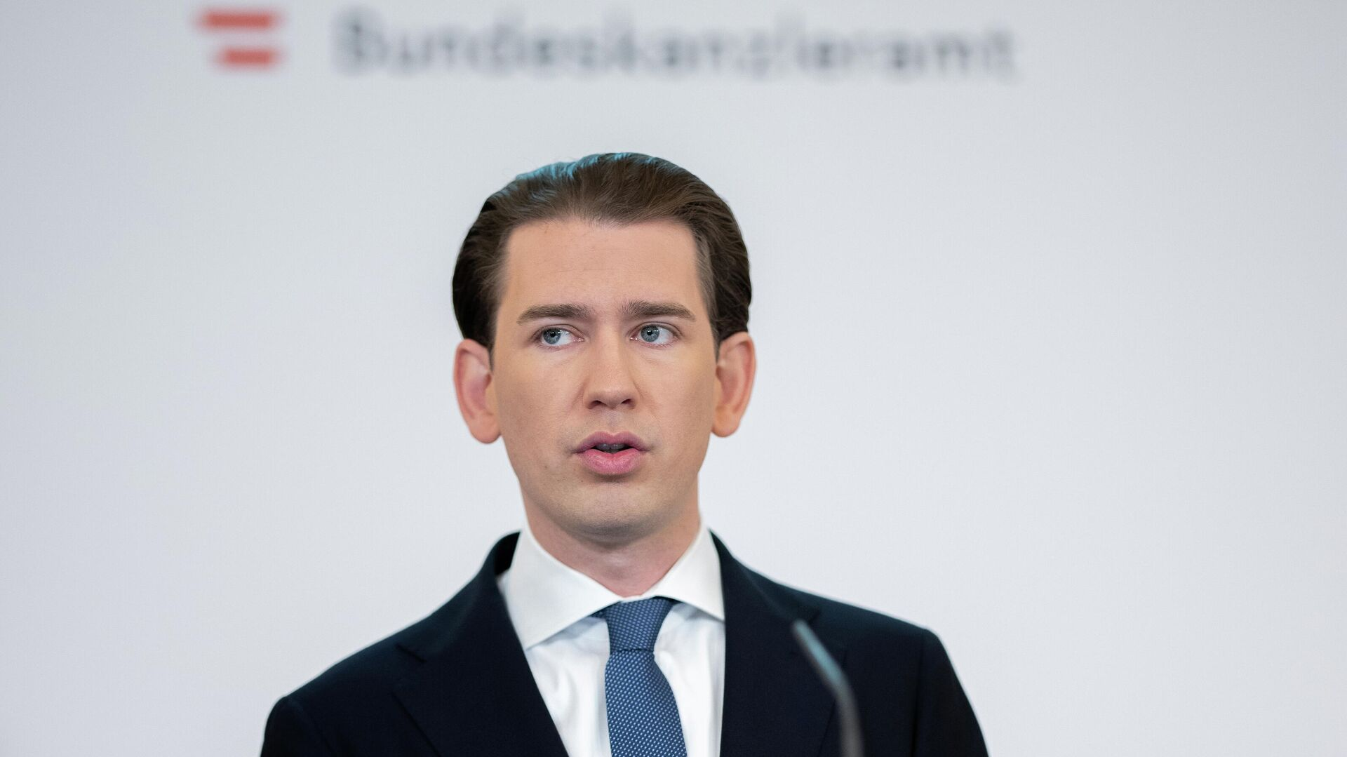 Der österreichische Kanzler Sebastian Kurz - SNA, 1920, 08.10.2021